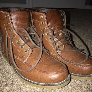 Other - Leather Boots